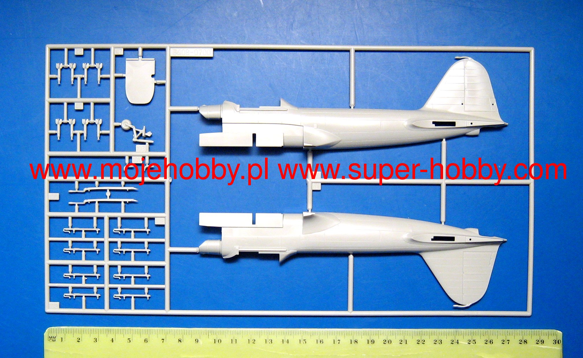 IL-2 Stormovik With Skis Academy 12286