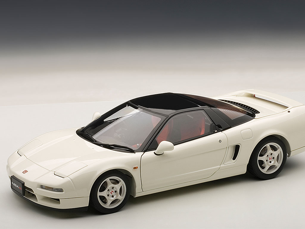 honda nsx type r na1 1992 die cast model autoart 73296. Black Bedroom Furniture Sets. Home Design Ideas