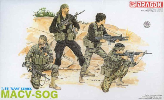 Macv Sog Dragon 3306