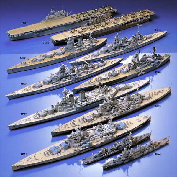 Enterprise Military Discount >> USS Enterprise Aircraft Carrier Tamiya 77514