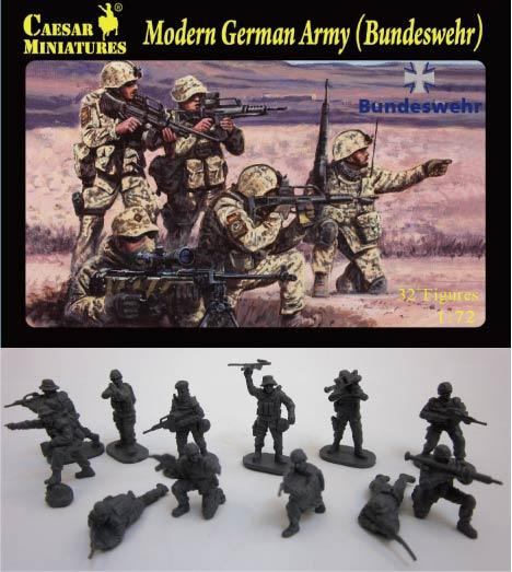 Modern German Army (Bundeswehr) Caesar Miniatures 062