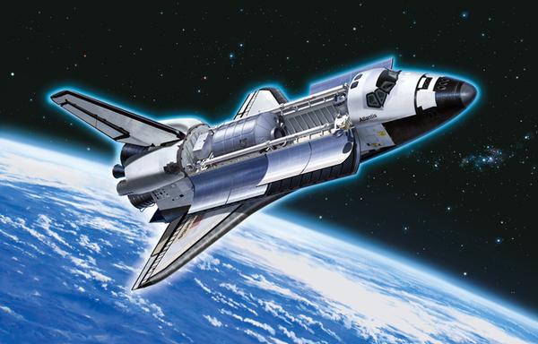 tamiya space shuttle atlantis - photo #8