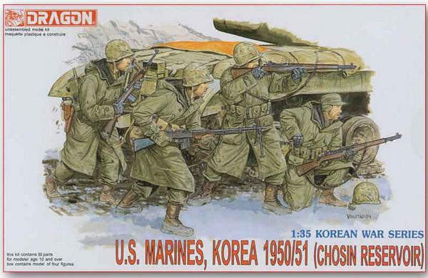 280 Rd Marines Korea Chosin Dragon
