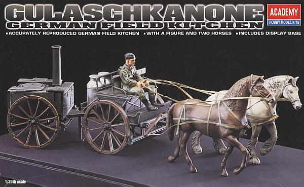 Gulaschkanone  German Field Kitchen Academy 1322 -> Allegro Kuchnia Polowa