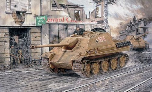 Jagdpanther Early Production - Image 1