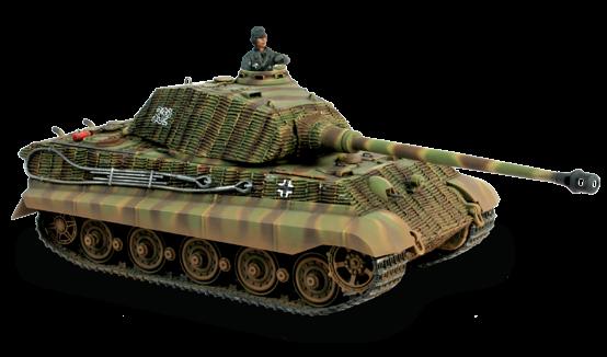 German Pzkpfw Vi Tiger Ii King Tiger Porsche Turret