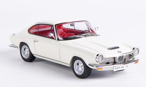 BMW 1600 GT 1967 (white) - Image 1