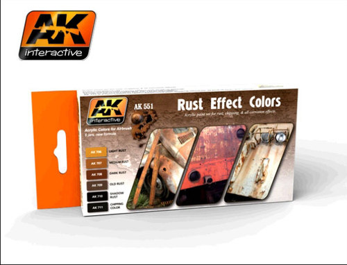 Rust Effect Colors - Image 1