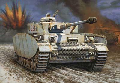 Panzerkampfwagen Iv Ausf H Revell 03119