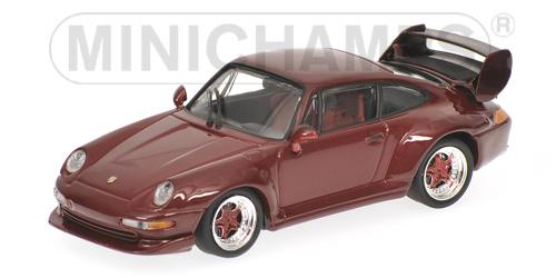 porsche 911 gt2 1995 die cast model minichamps 430065005. Black Bedroom Furniture Sets. Home Design Ideas