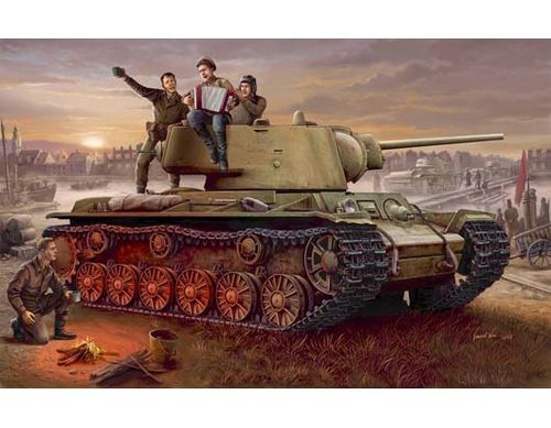 KV-1 Model 1942 Lightweight Cast Tank - Image 1