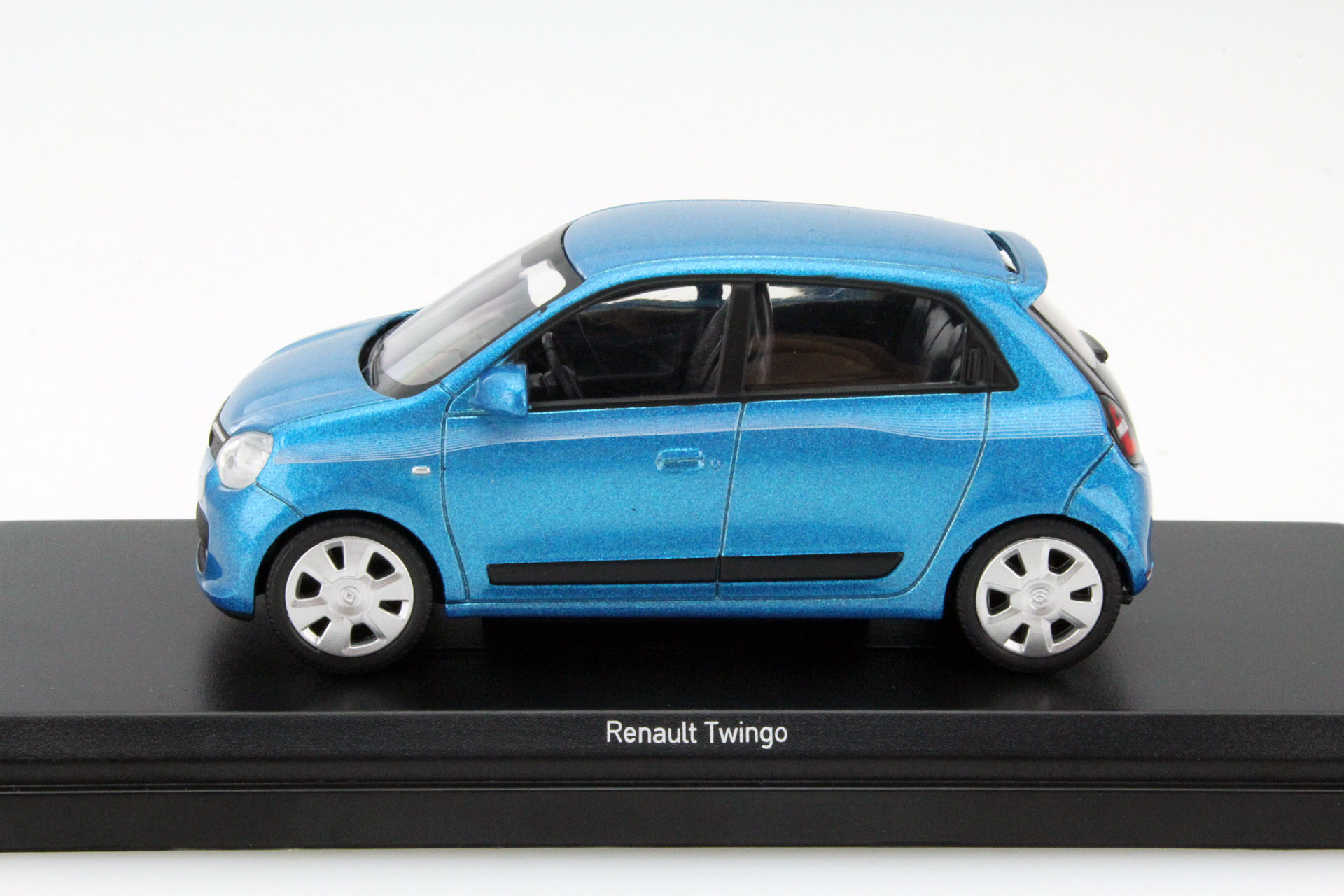 renault twingo 2014 pacific blue die cast model norev 517413. Black Bedroom Furniture Sets. Home Design Ideas