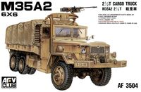 American 6x6 truck M35A2 2 1/2 ton - Image 1