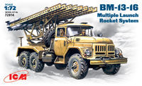 BM-13-16  Mutiple Launch Rocket System