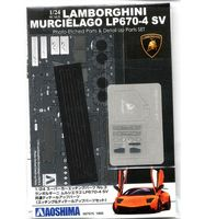 Lamborghini Murcielago LP670-4 SV Detail-Up Part JP Edition
