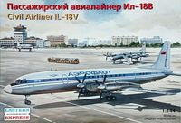 Civil Airliner Ilyushin IL-18V - Image 1