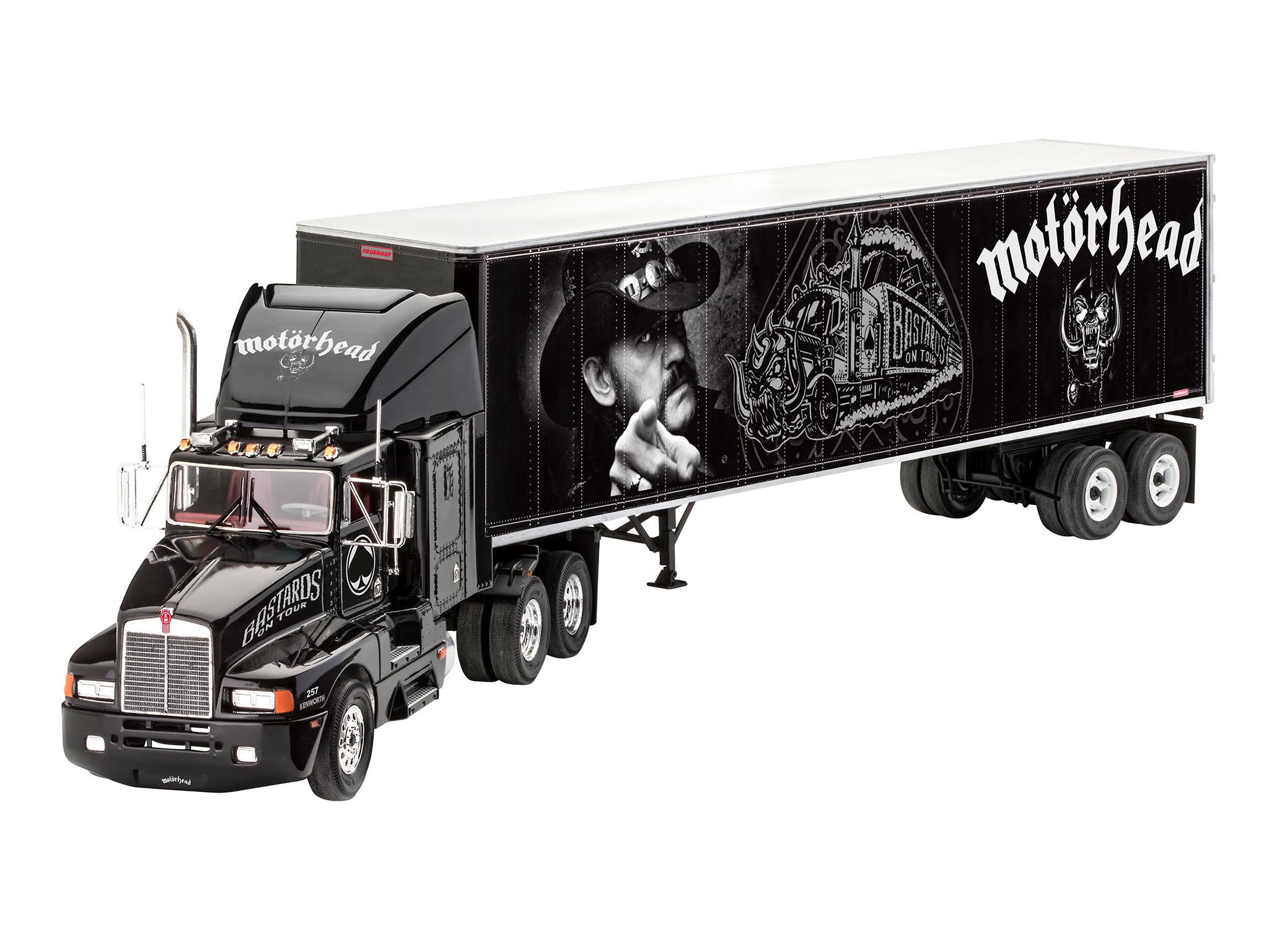 """Revell Tour Truck /""""Motörhead in 1:32 4009807654"""
