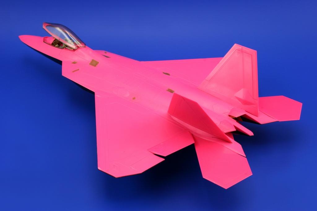eduard 48669 1//48 Aircraft F-22A Exterior for Hasegawa