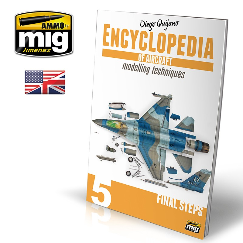 ENCYCLOPEDIA OF AIRCRAFT MODELLING TECHNIQUES VOL.5: FINAL STEPS (English) - Image 1