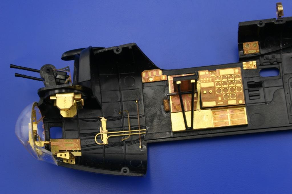 I//B Mk III colorierte Photoätzteile AIRFIX EDUARD SS485 1//72 Lancaster B Mk