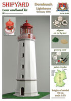 Dornbusch Lighthouse skala 1:72