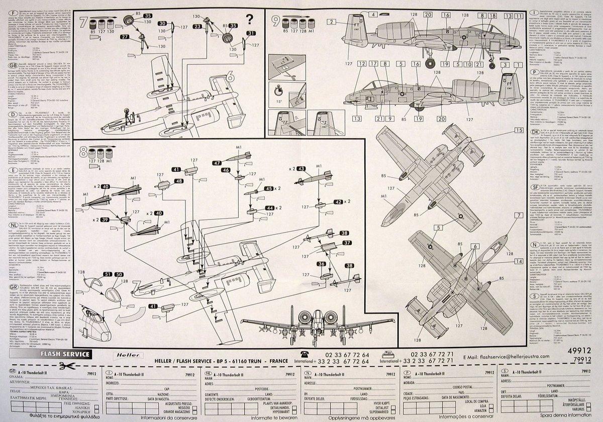 A-10 THUNDERBOLT II on