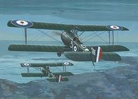 Sopwith Strutter Comic Fighter