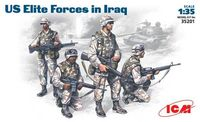 War Aganist Terror US Elite  Forces in Iraq