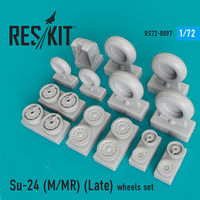 Su-24 (M/MR) (Late) wheels set - Image 1