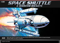Space Shuttle w/Boosters