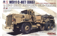 US M911 C-HET (8x6) & M747 Heavy Equipment Semi-Trailer - Image 1