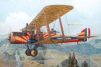 Airco (De Havilland) DH4 with Puma