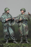 WW2 Russian Scout Set (2 figs)