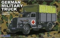 German Military Truck - Image 1