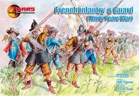 French Infantry and Guards (Thirty Years War)