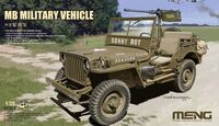 "MB Military Vehicle ""Sonny Boy"" - Image 1"