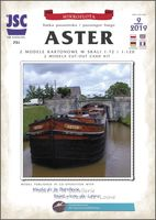French inland passenger barge ASTER