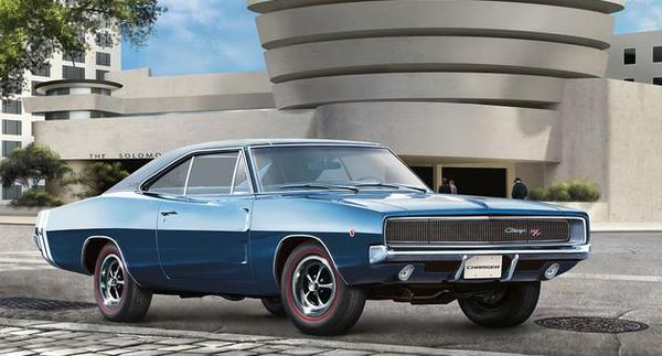 1968 Dodge Charger (2in1) - Image 1