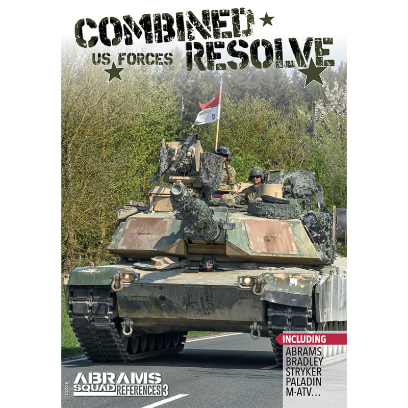 Abrams Squad References 3 - COMBINED RESOLVE - US FORCES - Image 1