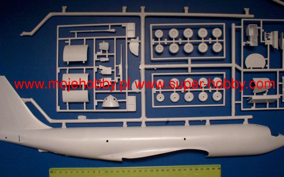 Boeing Kc135 Stratotanker Heller 80437 Kc 135 Engineering Schematics 1 Hlr80437 2