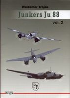 Junkers Ju-88 vol. 2 English nr 19-1 - Waldemar Trojca