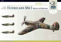 Hurricane Mk I - Battle of Britain - Limited Edition