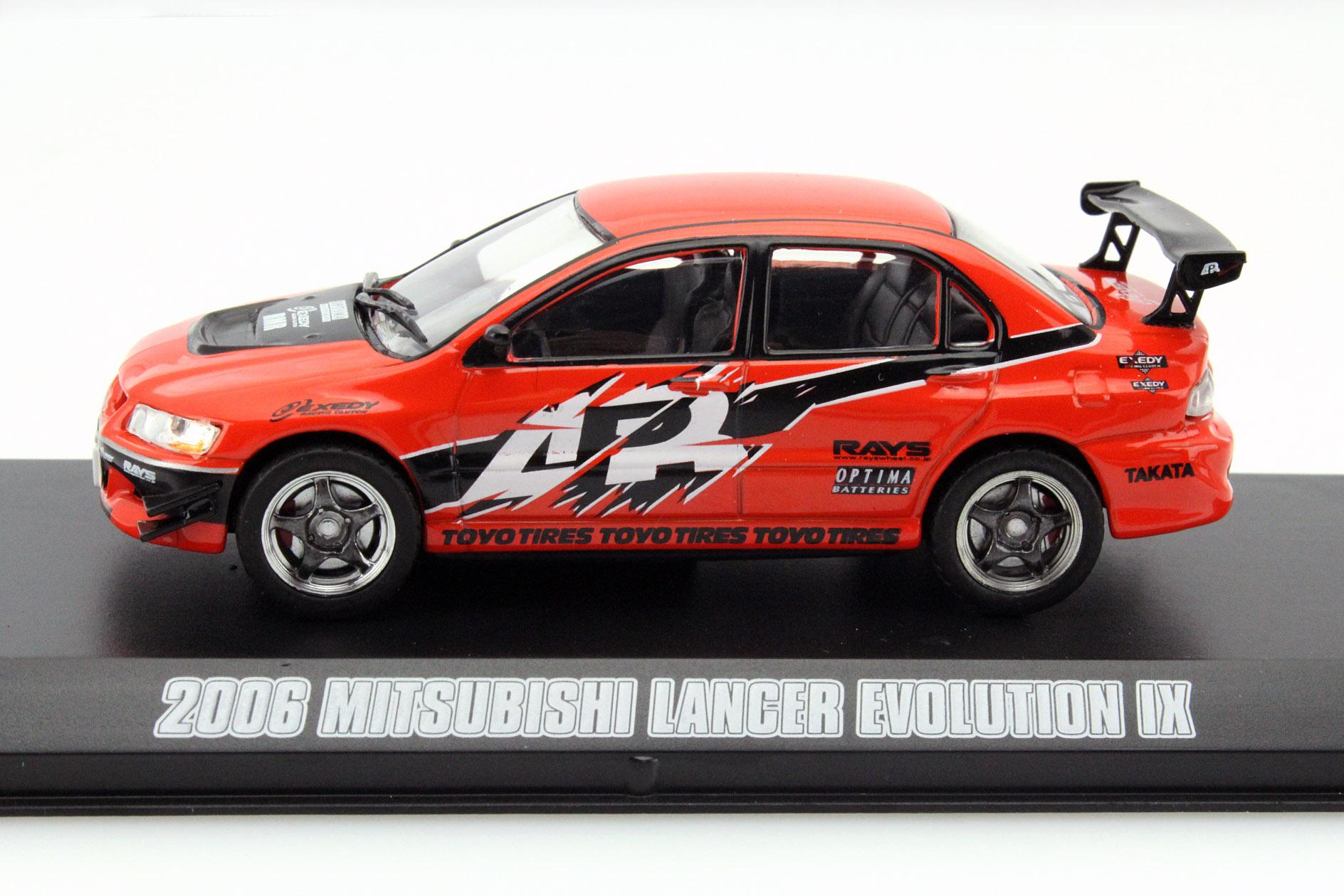 Mitsubishi Lancer Evolution Ix Tokyo Drift Fast