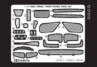 Enzo Ferrari Photo-Etched Parts Set