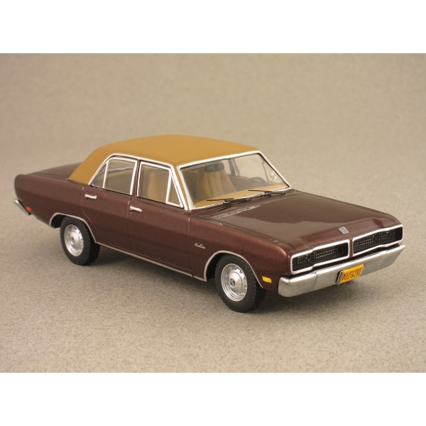 DODGE DART GRAN SEDAN 1976 Brown/beige Roof