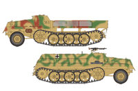 German sWS Supply Ammo Vehicle & Armored Cargo Version(2in1) - Image 1