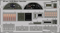 G4M Betty interior S.A. TAMIYA - Image 1