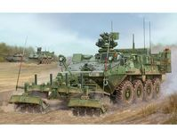 M1132 Stryker Engineer Squad Vehicle w/LWMR-Mine Roller/SOB