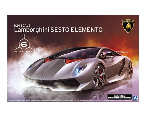 Lamborghini Sesto Elemento Aoshima 01074