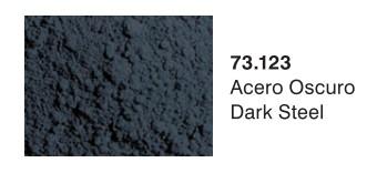 Dark Steel Vallejo Pigments VAL73123